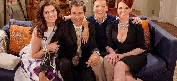 The 'Will And Grace' Reunion Has Plenty Of Laughs (Mostly At Trump's Expense)