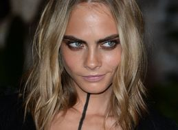 Cara Delevingne's Topless Puma Campaign Is Totally Brilliant