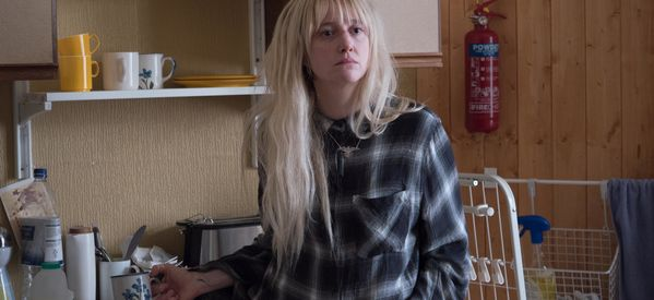 Here's Everything You Need To Know About National Treasure's Andrea Riseborough
