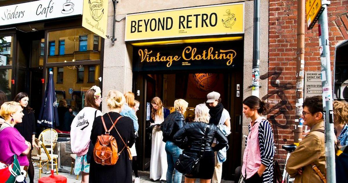 98c5a1a2e604 How Beyond Retro Created A Vintage Clothing Empire
