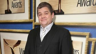 LOS ANGELES, CA - FEBRUARY 13:  Patton Oswalt attends the 2016 Writers Guild Awards L.A. Ceremony at the Hyatt Regency Century Plaza on February 13, 2016 in Los Angeles, California.  (Photo by Todd Williamson/Getty Images)