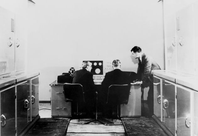 Alan Turing's Mark II Computer Generated The First Synthesised
