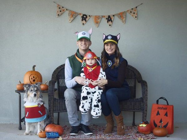 59 family halloween costumes that are clever cool and extra cute huffpost - Family Halloween Costumes For 4
