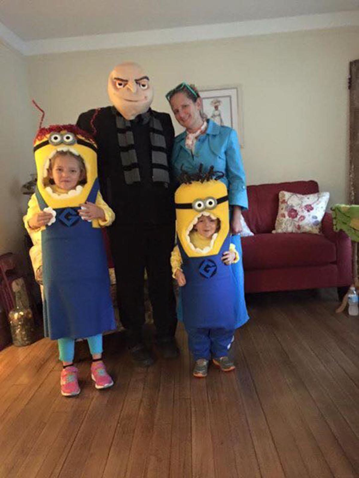 59 Family Halloween Costumes That Are Clever Cool And Extra Cute | HuffPost  sc 1 st  HuffPost & 59 Family Halloween Costumes That Are Clever Cool And Extra Cute ...