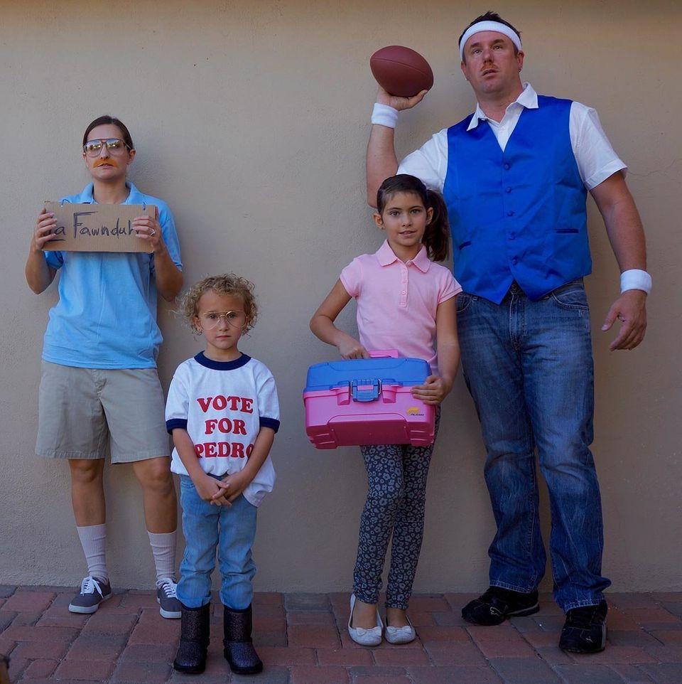 napoleon dynamite family