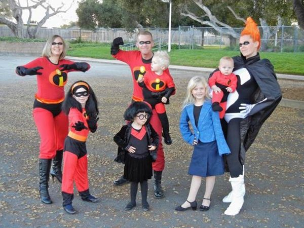 59 family halloween costumes that are clever cool and extra cute huffpost