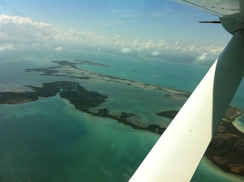 Belize flight