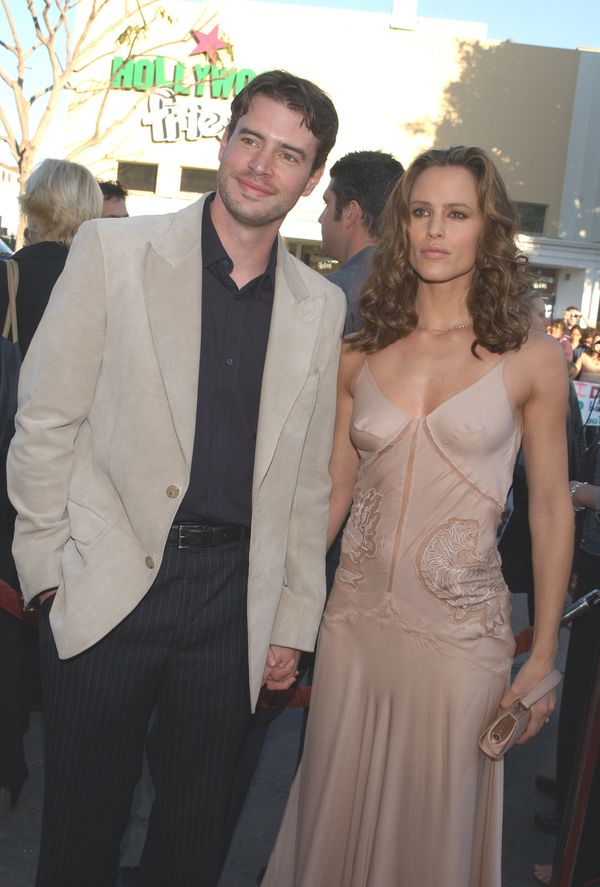 """Before her relationship with Ben Affleck, Garner was married to """"Scandal"""" star Foley from 2000 until 2003."""