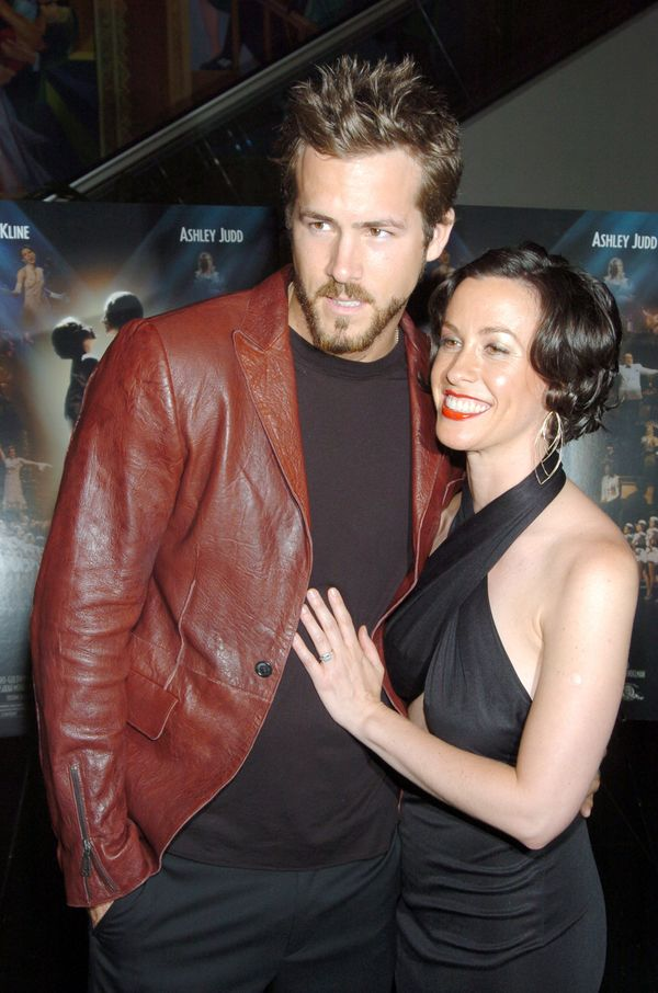 After over four years together, Reynolds and Morissette ended their engagement in 2007.