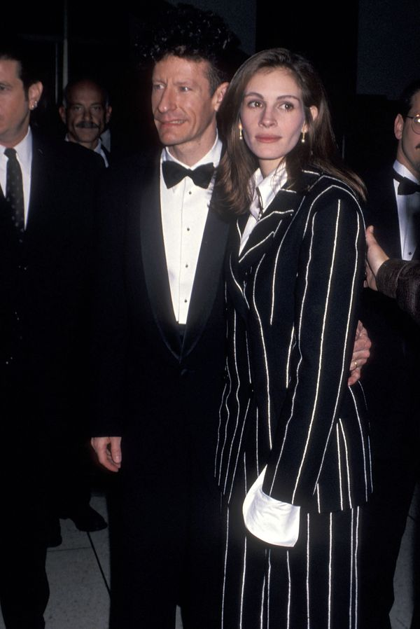 The two got married in June 1993, but separated in March 1995.