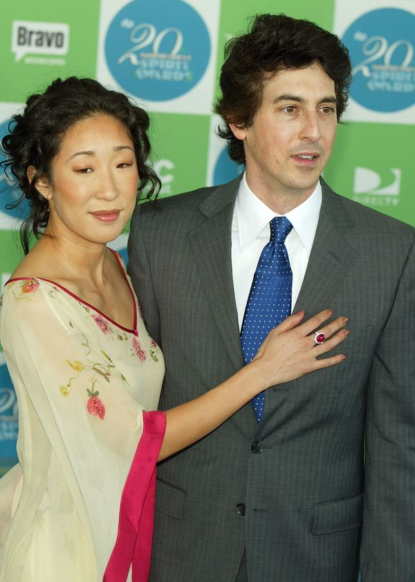 The actressand filmmaker were in a relationship for five years. They married on Jan. 1, 2003, separated in early 2005,