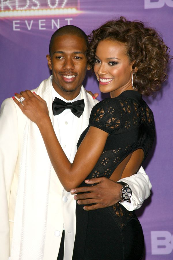 nick cannon dating victoria secret model Nick cannon married victoria's secret model selita ebanks in las vegas last weekend after just three weeks of dating.