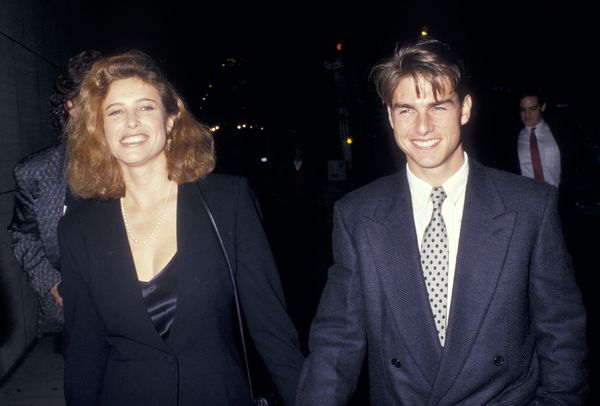 The pair married onMay 9, 1987, in New York, but themarriage broke down at the end of 1989 and their divorce was