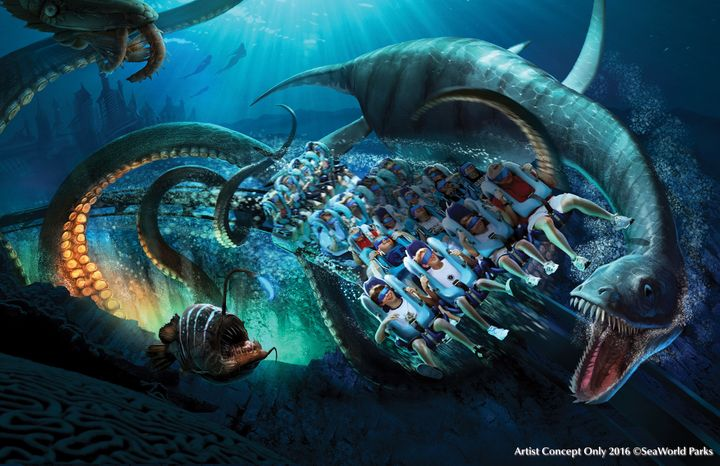 """SeaWorld Orlando's <a href=""""https://www.youtube.com/watch?v=ZRQ_iPG5_zQ"""" target=""""_blank"""">Kraken Coaster</a>&nbsp;is getting a virtual reality update in 2017. Riders will wear&nbsp;specially-designed headsets&nbsp;during the <a href=""""https://seaworldparks.com/en/seaworld-orlando/attractions/rides/kraken/"""" target=""""_blank"""">floorless steel coaster's</a>&nbsp;seven inversions.&nbsp;"""