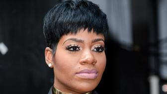 NEW YORK, NY - JULY 25:  Singer Fantasia Barrino leaves the 'Good Morning America' taping at the ABC Times Square Studios on July 25, 2016 in New York City.  (Photo by Ray Tamarra/GC Images)