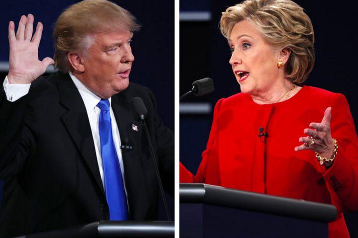 1st Presidential Debate on 9/26/2016