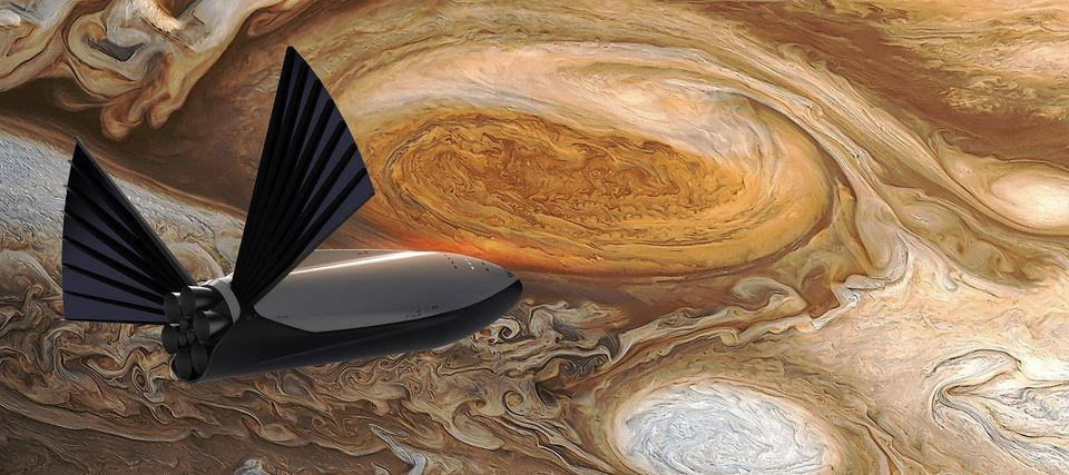 Musk believes the ITS can take us anywhere in the Solar System, even far-reaching planets like