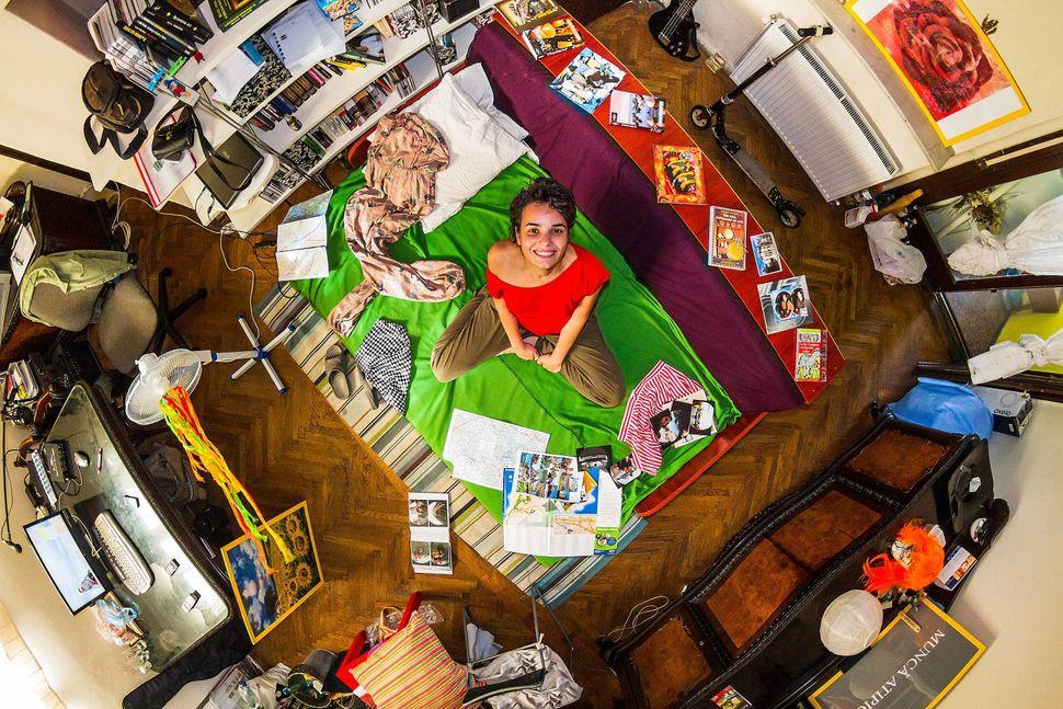 Room #192: Bucharest, Romania. Andreea is a 24-year-old civil engineer.