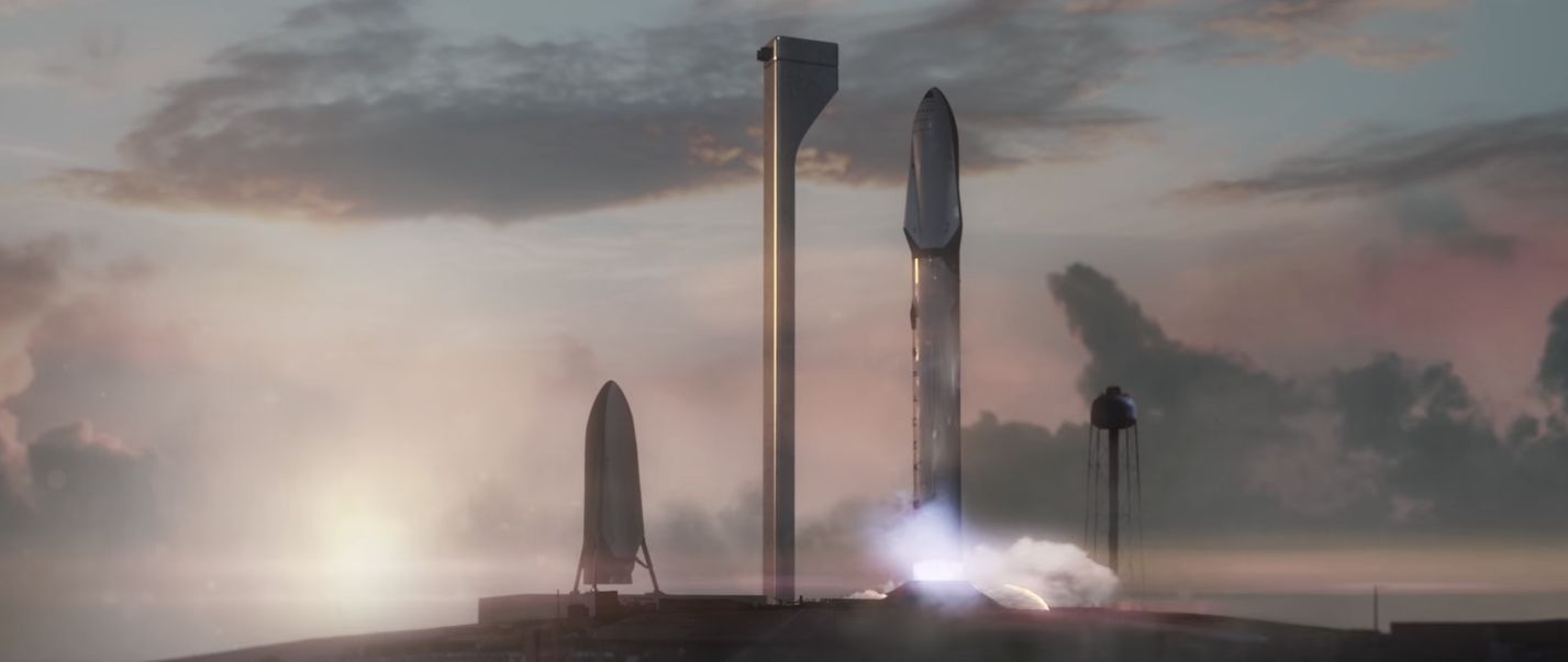 Elon Musk Has Finally Unveiled His Astonishing Plan To Colonise
