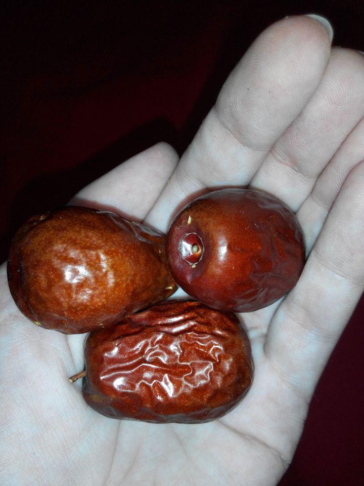 Xinjiang jujube dates