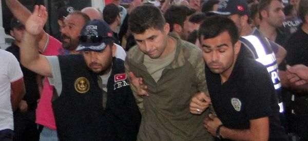 32,000 People Arrested For Allegedly Staging A Coup In Turkey