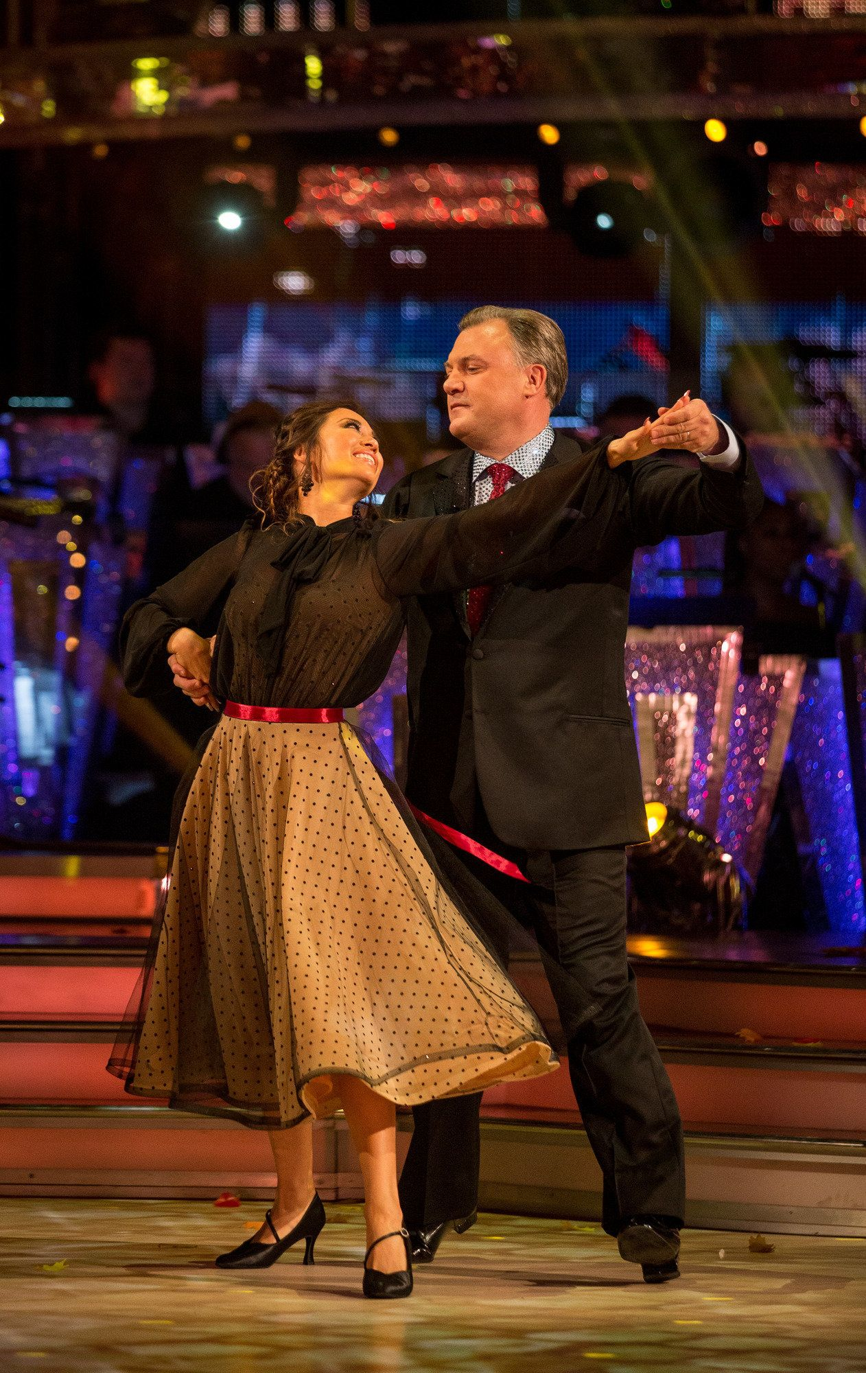 Here's What The 'Strictly' Couples Will Be Dancing To In Week