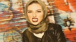 This Muslim Journalist Has Become The First Woman In A Hijab To Pose For