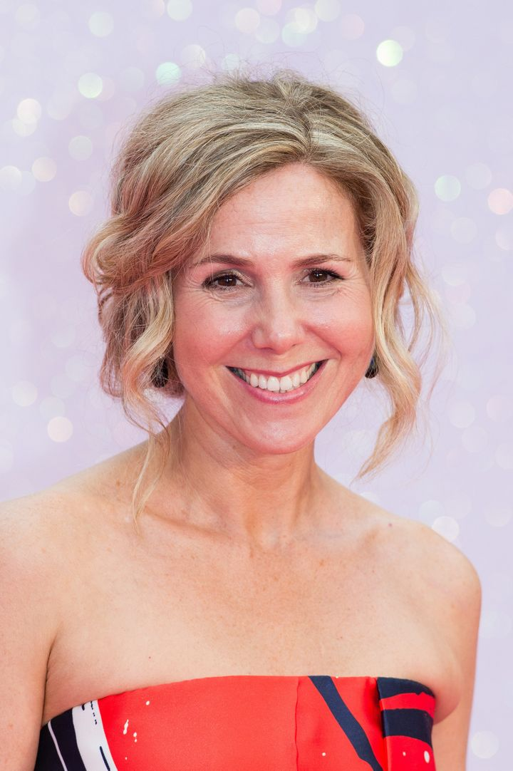 7020d987059 Sally Phillips Says Pregnant Women Whose Babies Have Down's Syndrome Are  Pressured Into Abortions. '