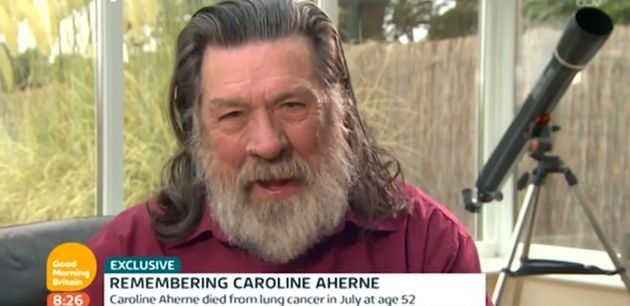Ricky appeared on 'Good Morning Britain' to talk about his