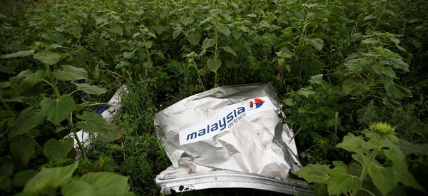Investigators: MH17 Downed By Missile From Pro-Russia Rebel-Held Territory