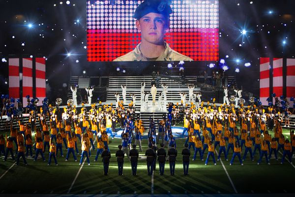 """One of fall's most-anticipatedmysteries is """"Billy Lynn's Long Halftime Walk,"""" based on the celebrated2012 novel b"""