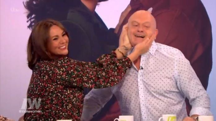 EastEnders' Tiffany And Grant Reunited On 'Loose Women' And It Was