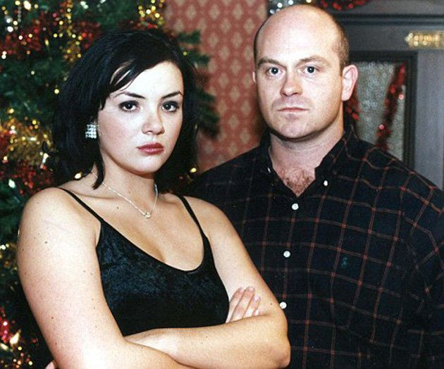 Martine played Tiffany Mitchell on 'EastEnders' from 1995 to