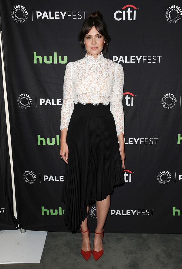 At PaleyFest on Sept. 13 in Beverly Hills.