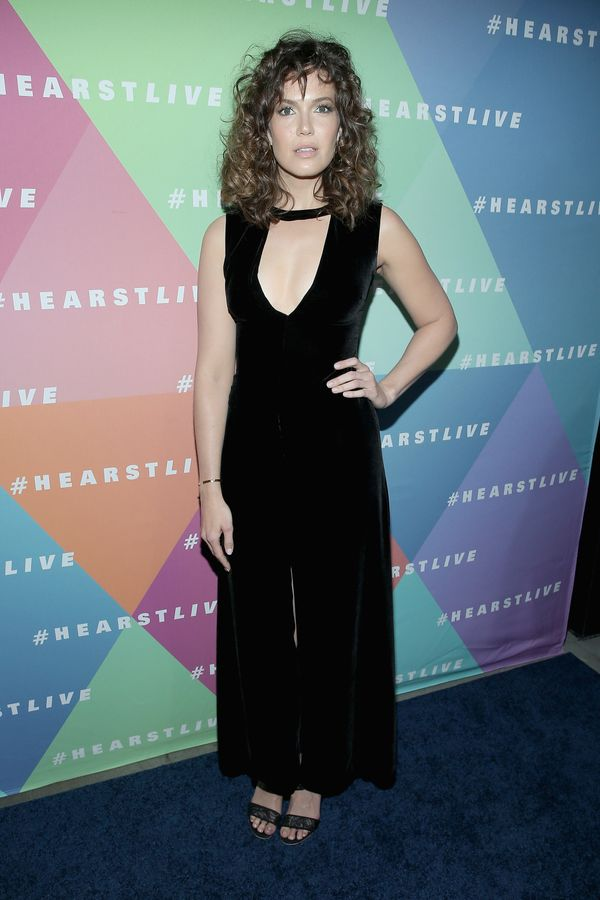 At the launch of HearstLive on Sept. 27 in New York City.