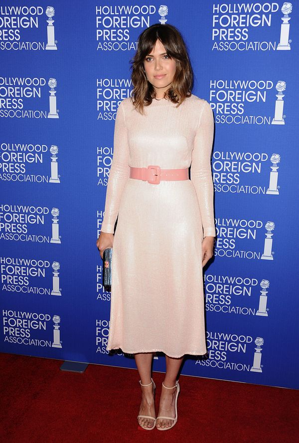 Atthe Hollywood Foreign Press Association's grants banquet on Aug. 4 in Beverly Hills.