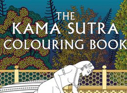 This Kama Sutra Colouring Book Is The Most Fun You'll Have With Your Clothes On (NSFW)
