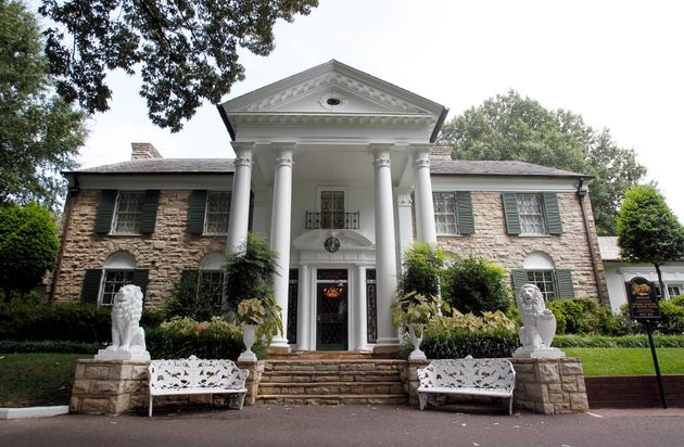 Thousands of fans still flock to Graceland to pay homage to the