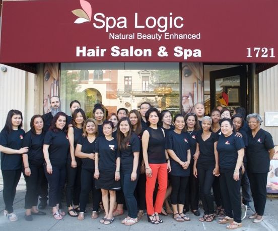 Kathy's business, Spa Logic