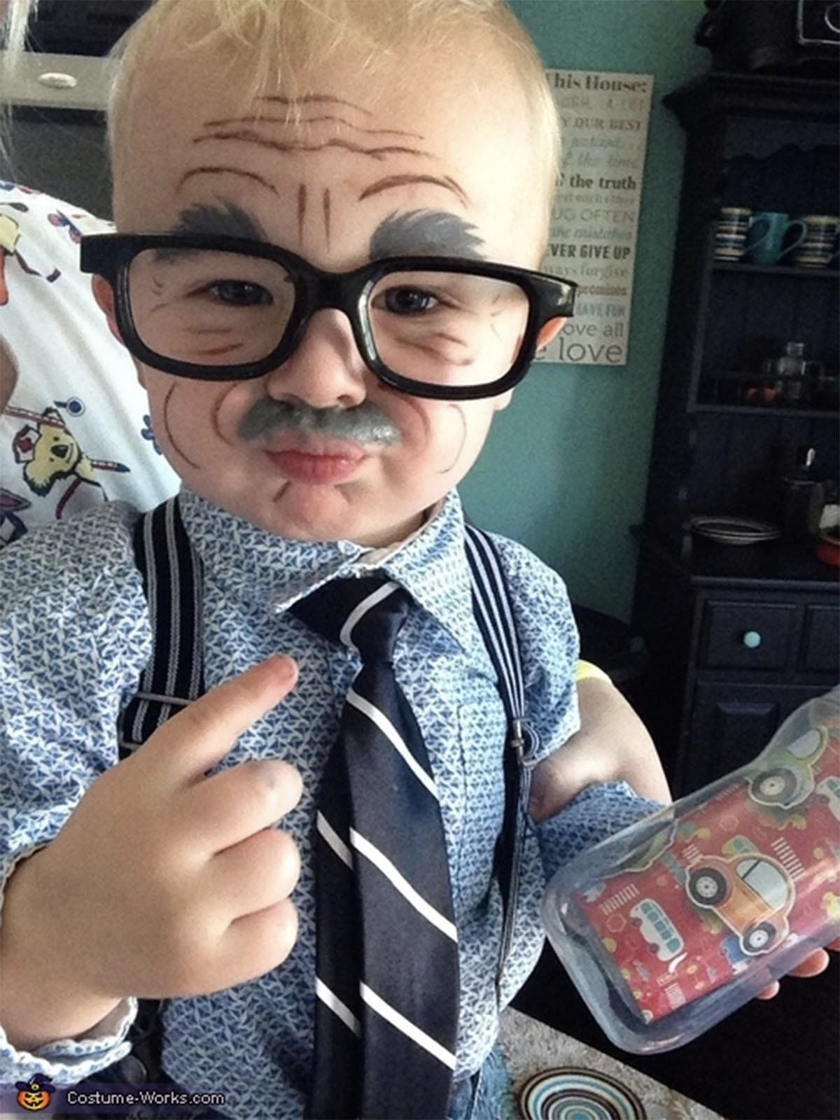 Just 20 Photos Of Kids Dressed As Old People u0027Cause Itu0027s Ridiculously Cute | HuffPost  sc 1 st  HuffPost : creative costumes for kids  - Germanpascual.Com