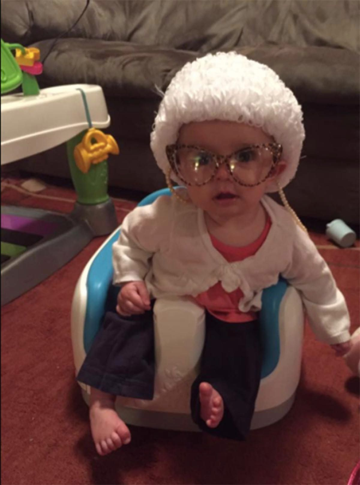 Image of: Calm Tara Stonier Huffpost Just 20 Photos Of Kids Dressed As Old People cause Its