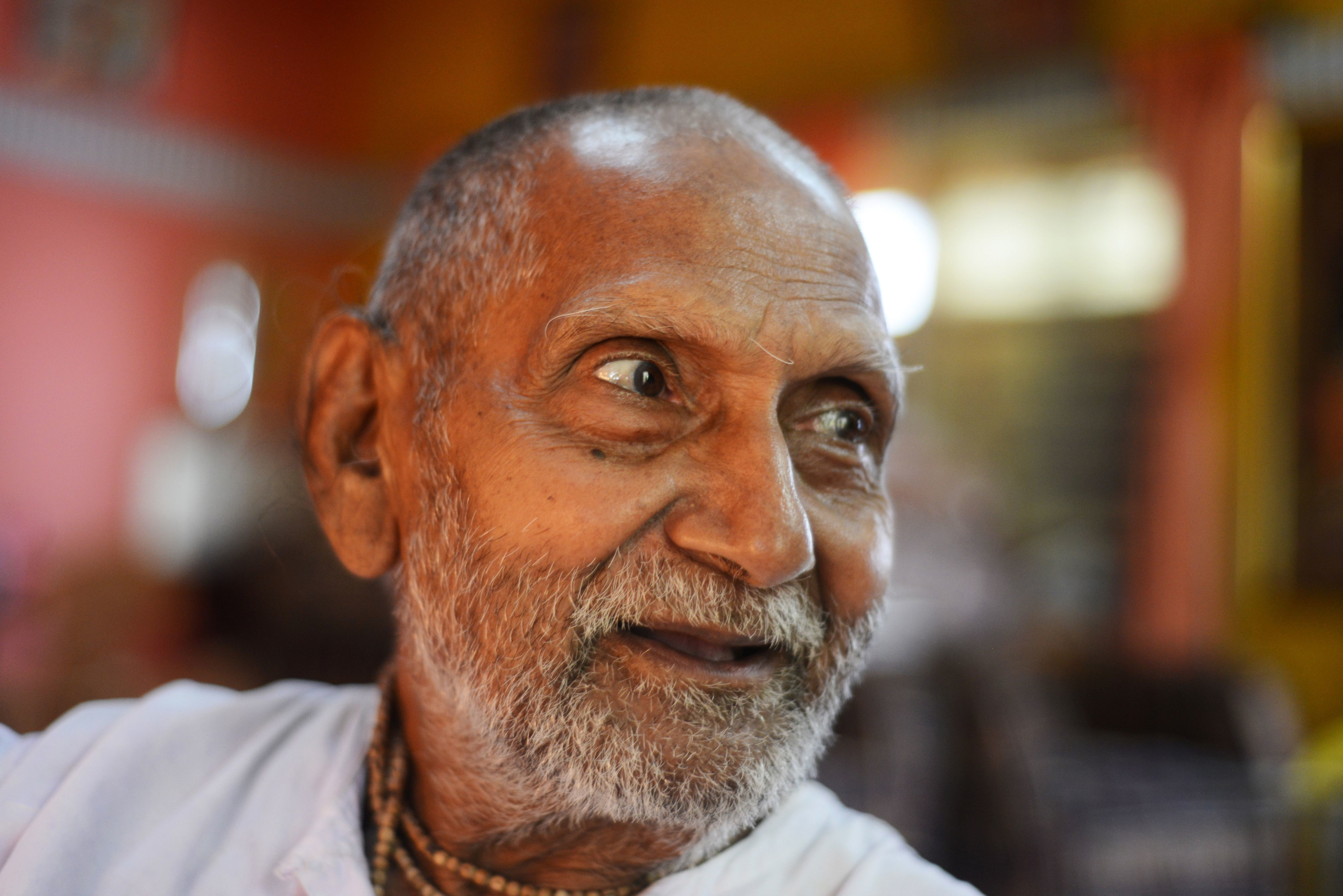 Monk, 120, Credits Longevity To No Spices -- and No