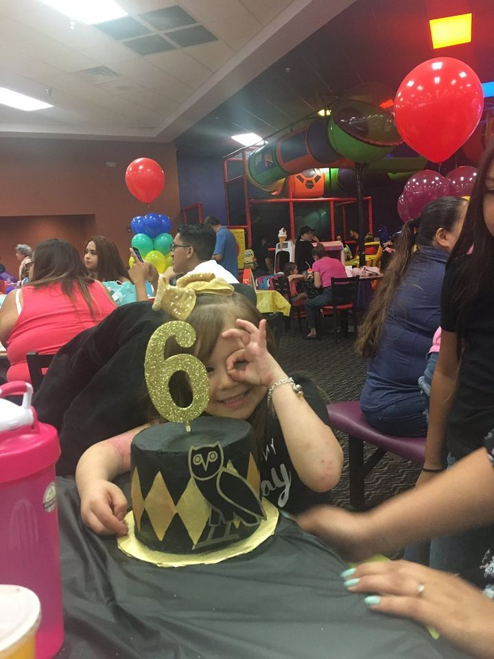 This 6 Year Old Had A Drake Themed Birthday Party And It Was Legit