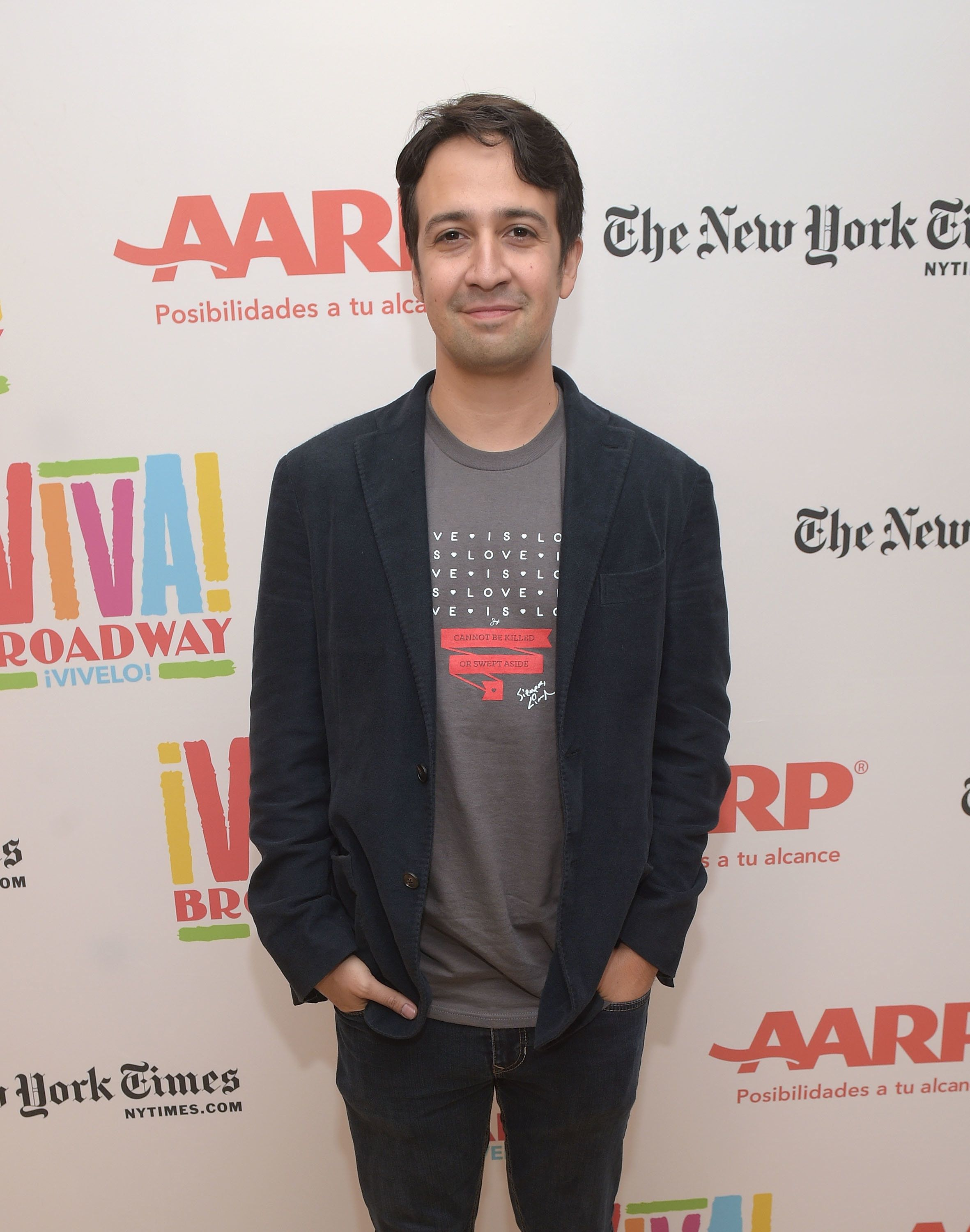 "Lin-Manuel Miranda is getting his shot at hosting ""Saturday Night Live!"""