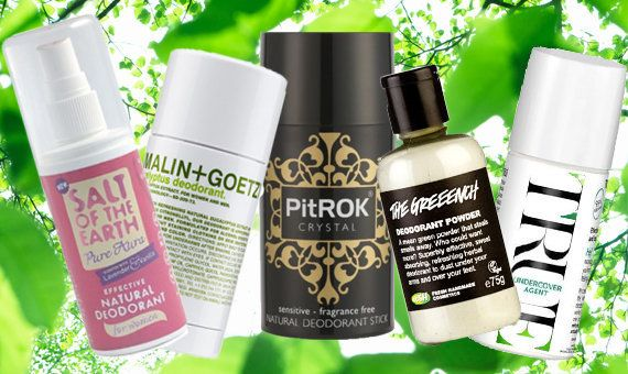 5 Natural Deodorants That Actually