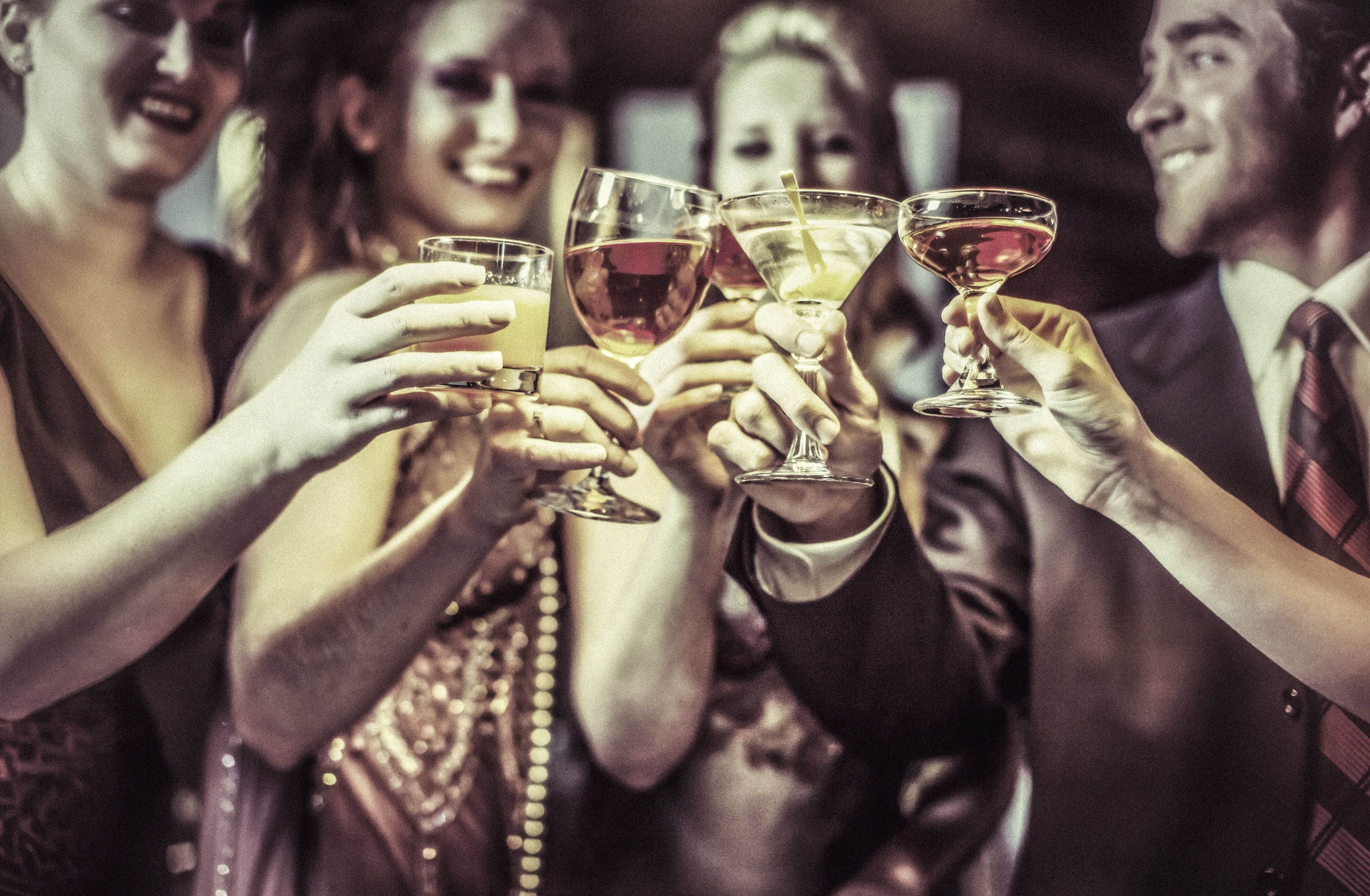 What Science Really Says About Drinking Before