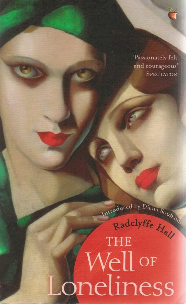"This novel about lesbian relationships in the 1920s was just too much for some. A British court <a href=""http://en.wikipedia."