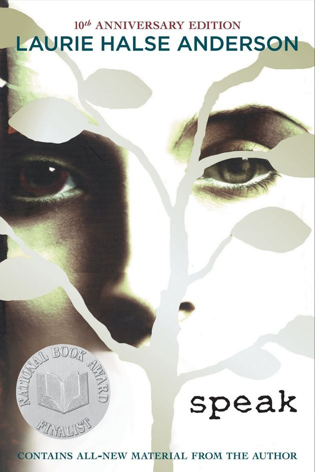 "This YA novel about the aftermath of a teen girl's rape is a <a href=""http://en.wikipedia.org/wiki/Speak_(novel)#cite_note-ny"