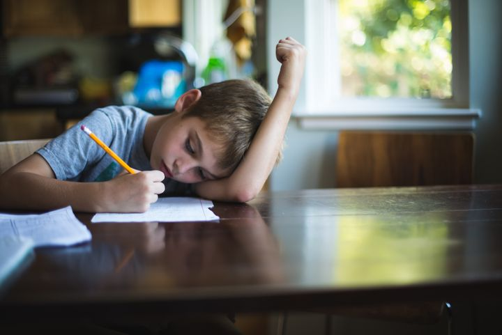 Behavioral therapy was more a more effective treatment for getting kids with ADHD to finish homework than stimulants, according to a new study.