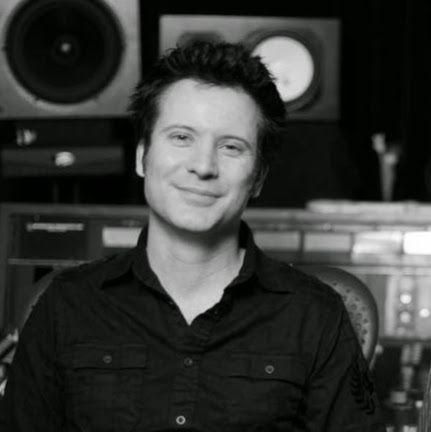 Warren in his studio